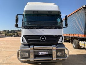 2008 Mercedes-Benz Axor 18-40 MP2