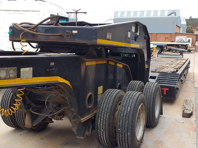 2013 AFRIT Low Bed Dolly