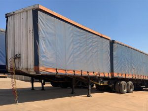 2002 Afrit 6x12m Tautliner Superlink