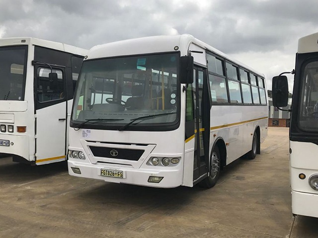 2013 TATA LPO 918 37 SEATER BUS