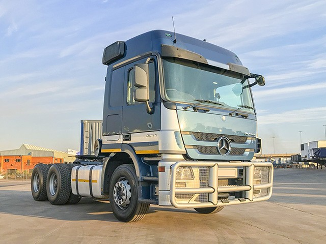 2011 Mercedes-Benz Axor 2644 MP2 for sale